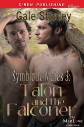 Symbiotic Mates 3: Talon and the Falconer