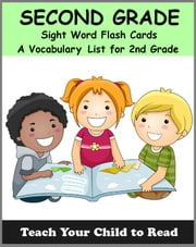 SECOND GRADE - Sight Word Flash Cards