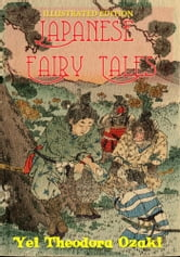 Japanese Fairy Tales: Illustrated Edition (Free Audio Book Download)