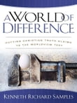 World of Difference, A (Reasons to Believe)