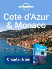 Lonely Planet Cote d'Azur & Monaco