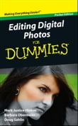 Editing Digital Photos For Dummies?, Pocket Edition