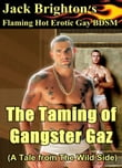 The Taming of Gangster Gaz (A Flaming Hot Erotic Gay Tale from The Wild Side)