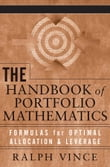 The Handbook of Portfolio Mathematics