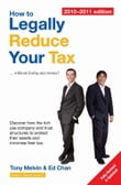 How to Legally Reduce Your Tax 2010 edition