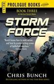 Storm Force: Book Three of the Last Legion Series