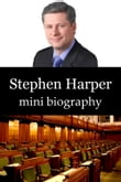 Stephen Harper Mini Biography