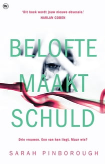 Belofte maakt schuld ebook by Sarah Pinborough