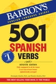 501 Spanish Verbs 7th Edition