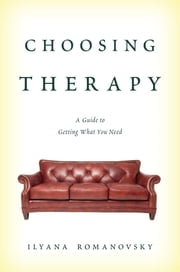 Choosing Therapy