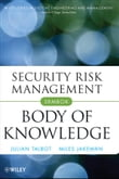 Security Risk Management Body of Knowledge