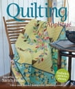 Quilting: Appliqué with bias strips