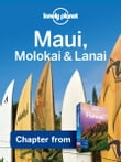 Lonely Planet Maui, Molokai & Lanai