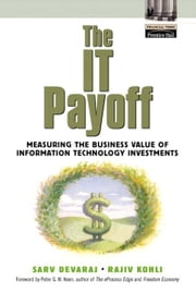 The It Payoff: Measuring the Business Value of Information Technology Investments, Adobe Reader