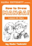 How to Draw Manga! Lesson #3: Ears