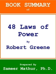 "Summary: ""48 Laws of Power"" By Robert Greene"