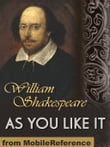 As You Like It  (Mobi Classics)