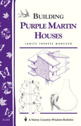 Building Purple Martin Houses