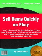 Sell Items Quickly on Ebay