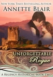 Unforgettable Rogue, (The Rogues Club: Book Two)