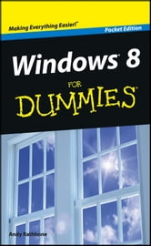 Windows 8.1 For Dummies, Pocket Edition