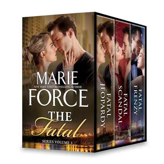 The Fatal Series Collection Volume 3 PDF (978-1488036446)