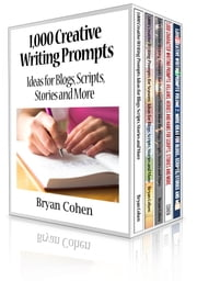 1,000 Creative Writing Prompts Box Set