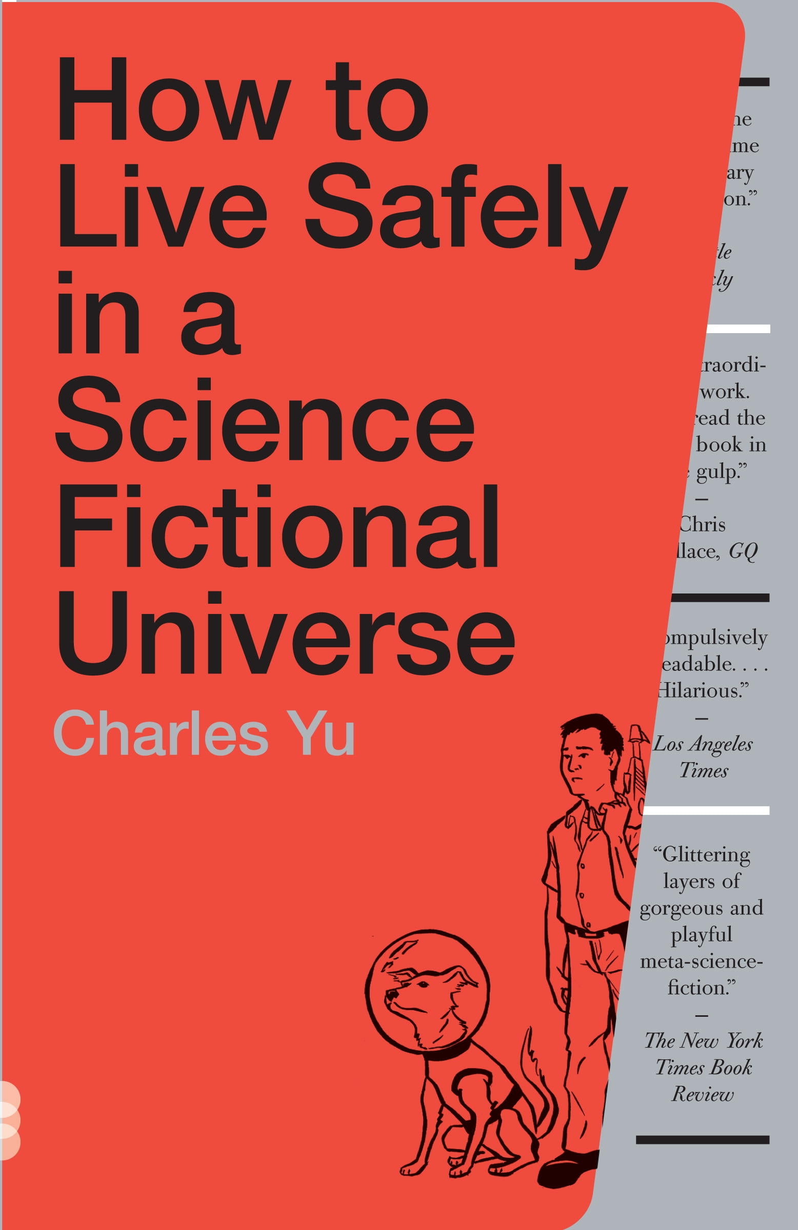 How to Live Safely in a Science Fictional Universe 978-0307379481 EPUB de Charles Yu