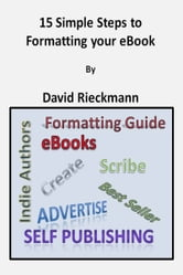 15 Simple Steps to Formatting Your eBook