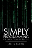 Simply Programming C# and Visual Basic …