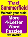 More 4-Letter Word Puzzles. Vol. 2
