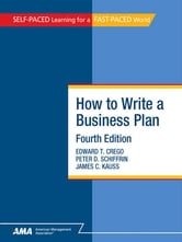 How To Write A Business Plan: EBook Edition