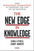 The New Edge in Knowledge