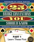 25 Bridge Conventions You Should Know - Part 1: Learn These First