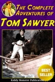 Complete Tom Sawyer By Mark Twain