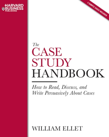 What are the best books on business case studies?