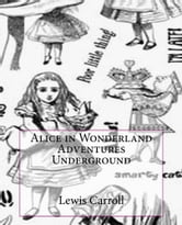 Alice in Wonderland Adventures Underground