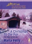 A Christmas to Die For