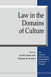 Law in the Domains of Culture