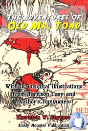 download The Adventures of Old Mr.Toad book