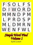 Simple Word Find Volume 1