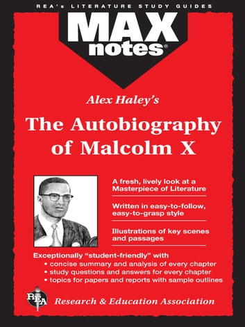 Download The Autobiography Of Malcolm X - Pdf Epub eBook