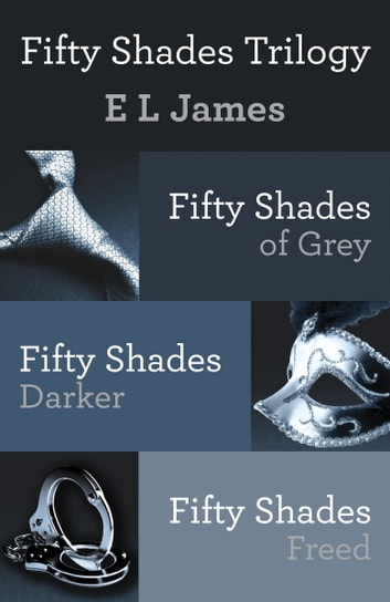 fifty shades trilogy bundle ebook by e l