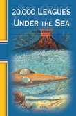 20,000 Leagues Under the Sea: Hinkler Illustrated Classics