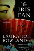 The Iris Fan, A Novel of Feudal Japan