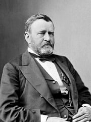 Personal Memoirs of Ulysses S. Grant, both volumes in a single file