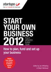 Start Your Own Business 2012