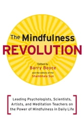 The Mindfulness Revolution: Leading Psychologists, Scientists, Artists, and Meditation Teachers on the Power of Mindfulness in Daily Life