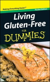 Living Gluten-Free For Dummies?, Pocket Edition