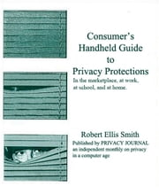 Consumer's Handheld Guide to Privacy Protections